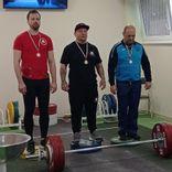 Súlyemelő Masters OB-t nyert a fehérvári edző - immár második alkalommal