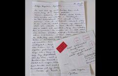 A több mint harminc évvel ezelőtt íródott sorok az antikváriumban kötöttek ki